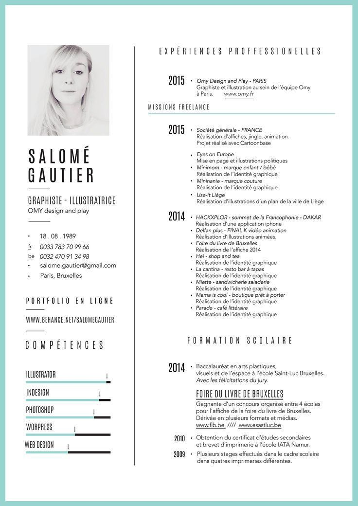 20 best Curriculum Vitae images on Pinterest | Cv template, Cv ...