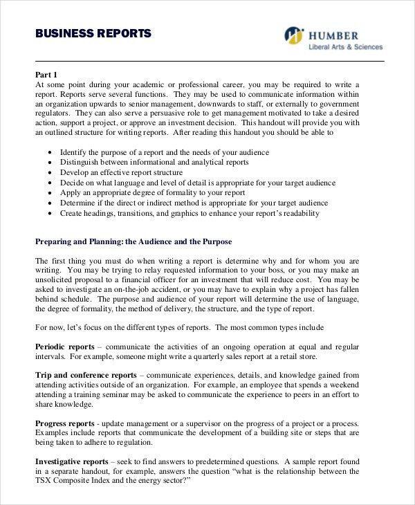 33+ Report Templates | Free & Premium Templates