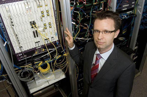 In pictures: Ericsson opens next-gen IPTV centre (updated ...