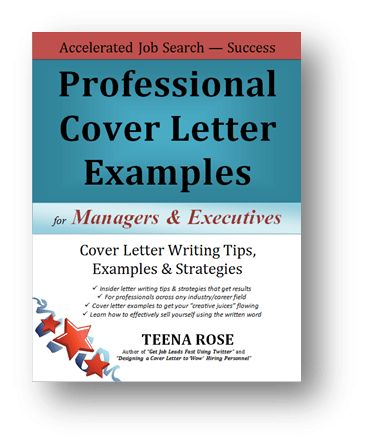 Cover Letter Examples — Free Book With Cover Letters [Download]
