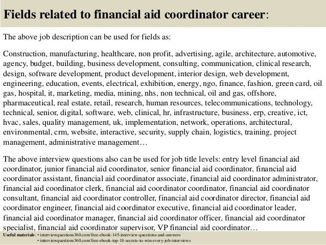 4 tips to write cover letter for financial aid. application for ...