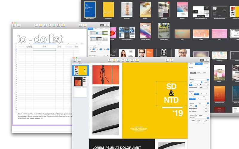 Expert Designs - Templates for Pages on the Mac App Store