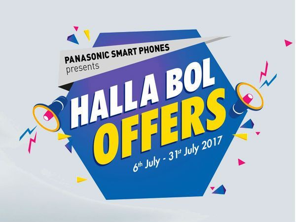 Panasonic India introduces 'Halla Bol Offers': Free smartphones ...