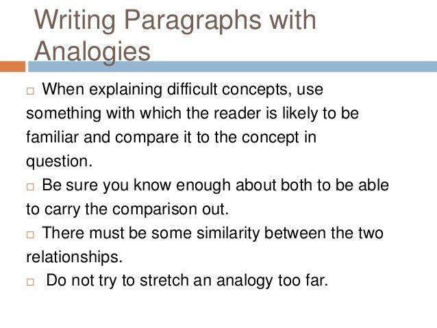 example of analogy analogy examples lovetoteachorg free printable