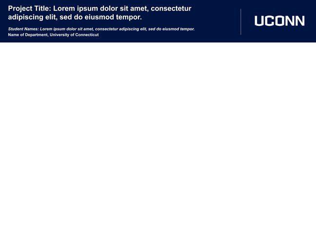 UConn Templates | Brand Standards