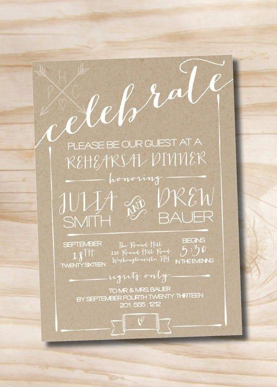 Engagement Party Invitations Diy | almsignatureevents.com