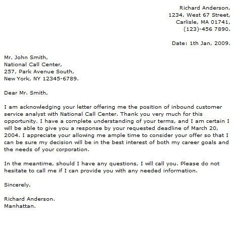 Customer Service Cover Letter Examples - Cover Letter Now