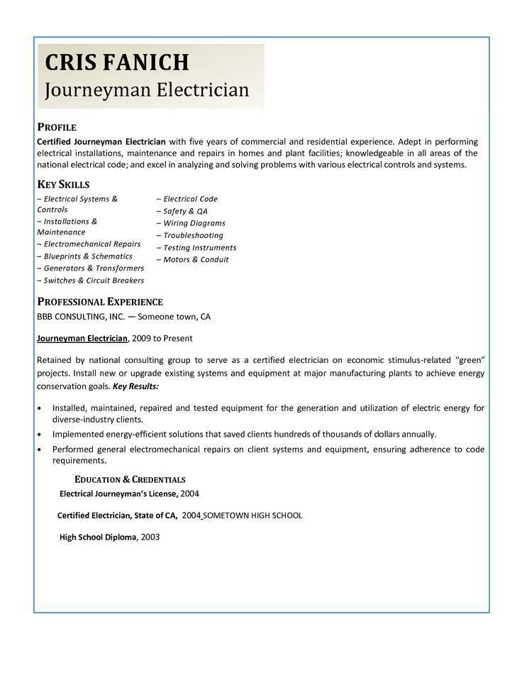Die 25+ besten Journeyman electrician Ideen auf Pinterest ...