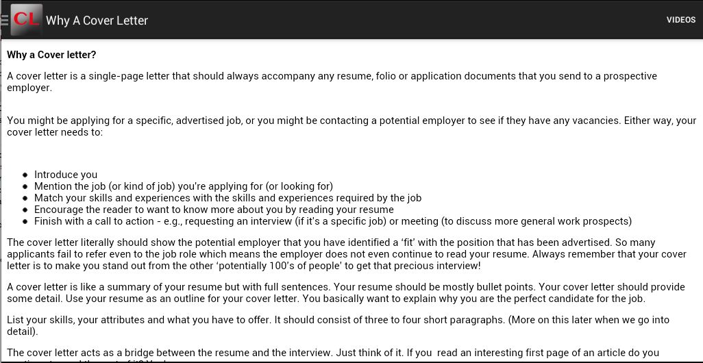 job specific cover letter Pertamini