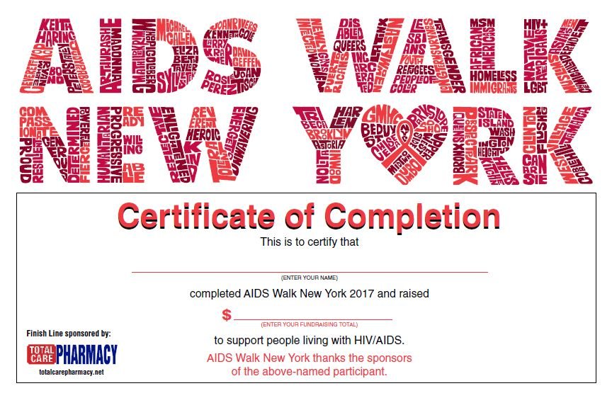 Download Tools - AIDS Walk New York