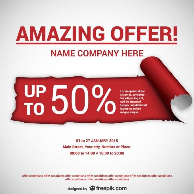 Sale Vectors, Photos and PSD files   Free Download