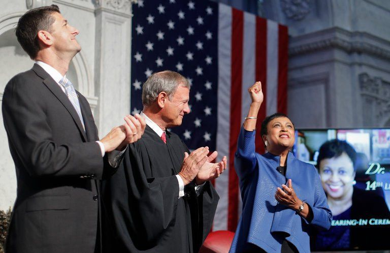 New Librarian of Congress Offers a History Lesson in Her Own Right ...
