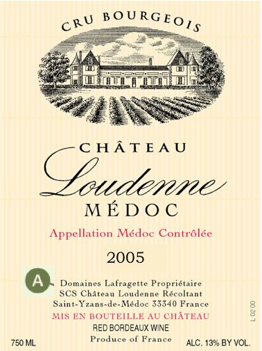 printable wine label | How to Read a Bordeaux Wine Label | Clock ...