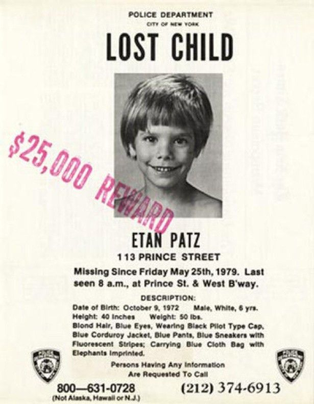 Prosecutor to reopen case of milk carton boy Etan Patz | Toronto Star