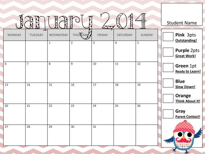 25+ best Monthly behavior calendar ideas on Pinterest | Behavior ...