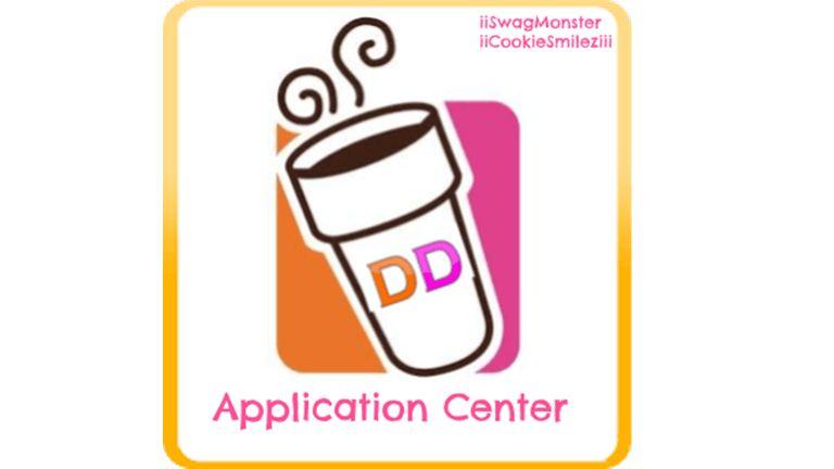 Dunkin' Donuts Application Center! - Roblox