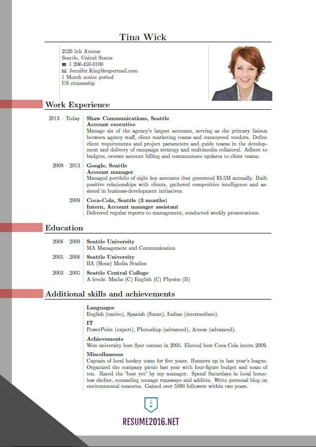 How To Update A Resume Examples. Sample Resume Sle Resume For ...