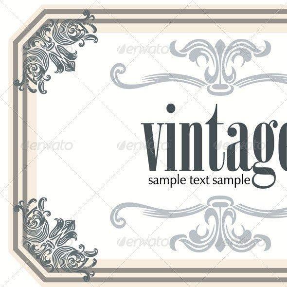 Wine Labels Design Template Set by kaludov   GraphicRiver