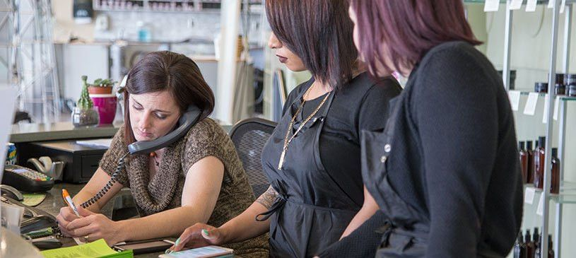 Become A Salon & Spa Manager Today! Career Options & Info