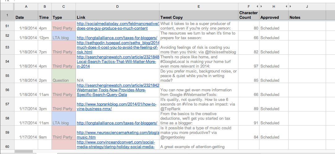 How to Integrate Google+ into Your Editorial Calendar - Plus Your ...