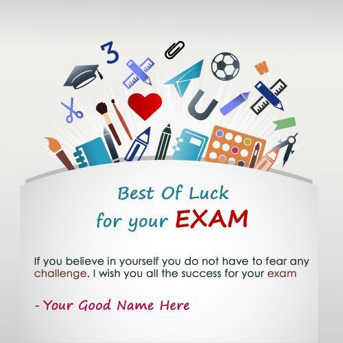 25+ best Exam best wishes ideas on Pinterest | Exam wishes, Race ...