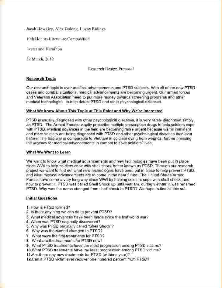 6+ Research Project Proposal Template | Timeline Template