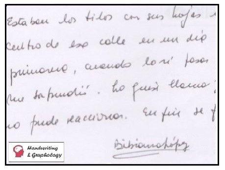 Handwriting Analysis Signature: Signature Analysis Tips