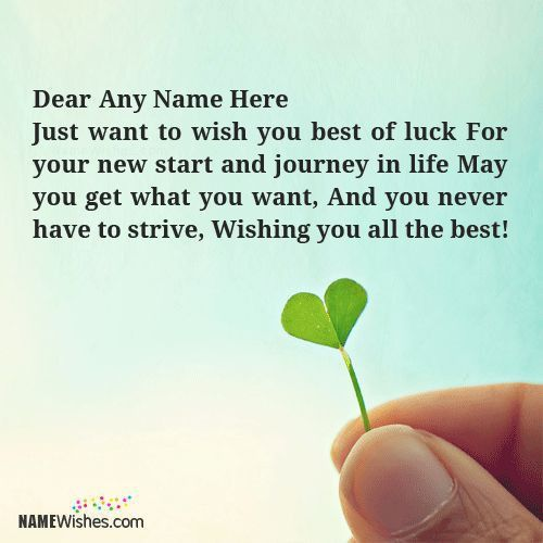 Best 25+ Best of luck wishes ideas on Pinterest   The graduate ...