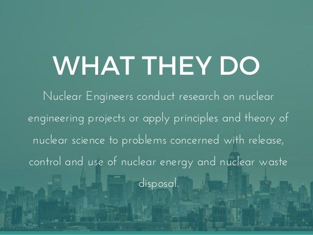 Nuclear Engineers for Dummies | What You Need To Know In 15 Slides