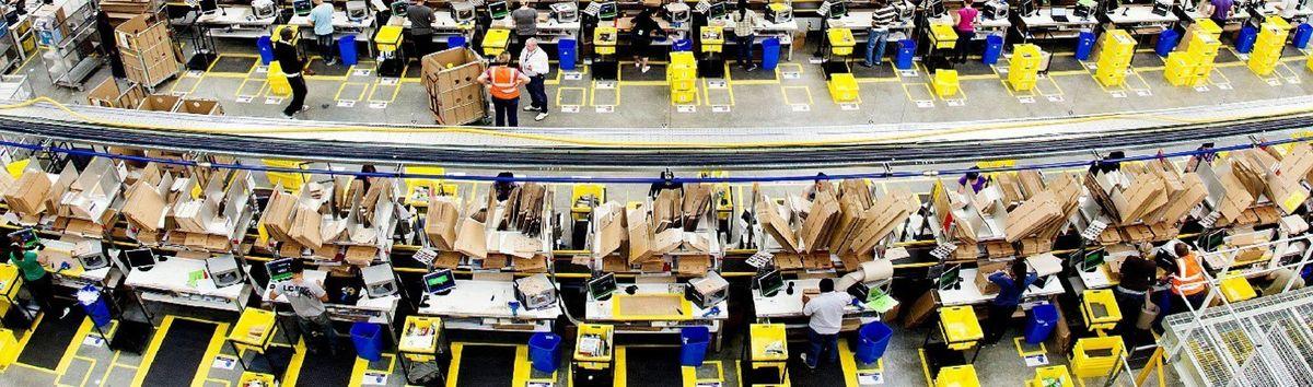 Fulfillment Center Management - Amazon.jobs