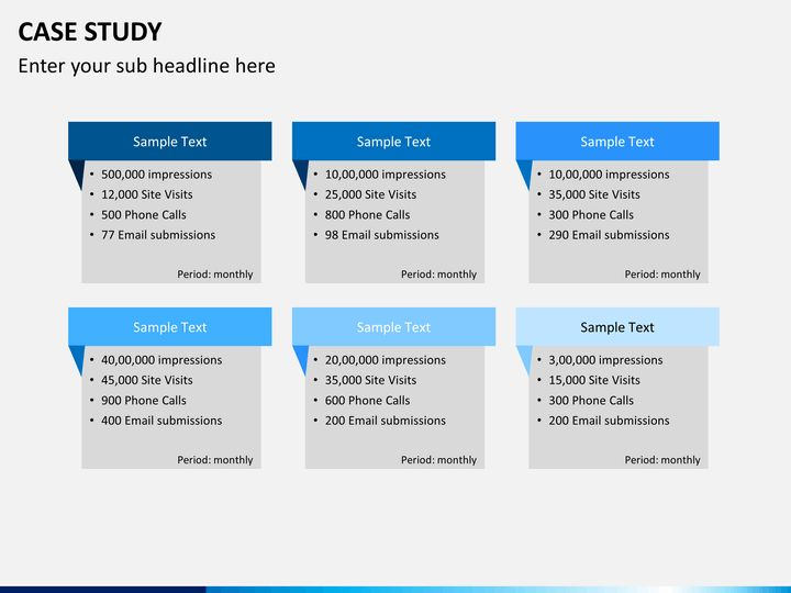 Nice Case Report Template Powerpoint Presentation Business Case .