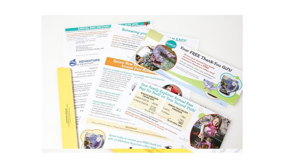Flyer Printing - Leaflets and Circulars - Perfect Communications