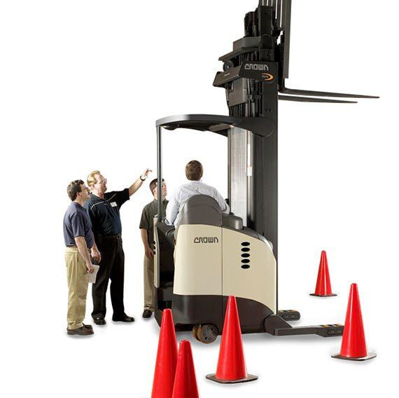 Forklift Operator Training, Train the Trainer, Warehouse Safety ...