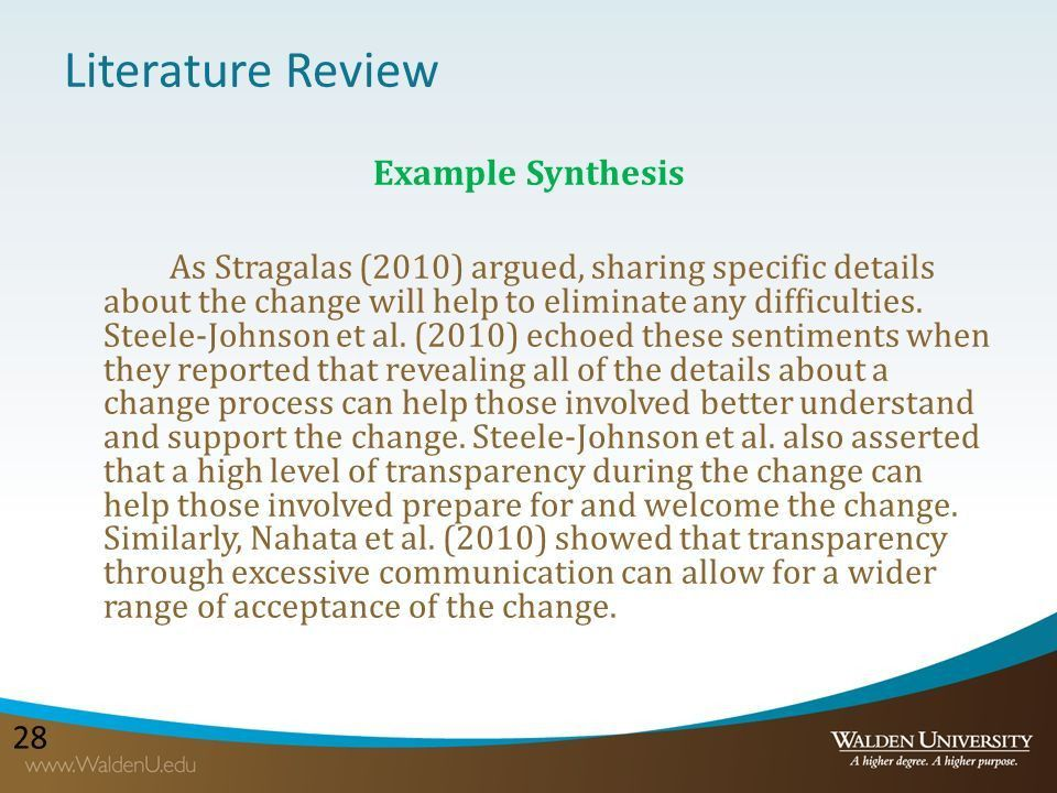 Literature Review and Annotated Bibliography Basics - ppt video ...