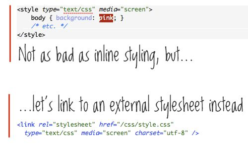 12 Principles For Clean HTML Code – Smashing Magazine