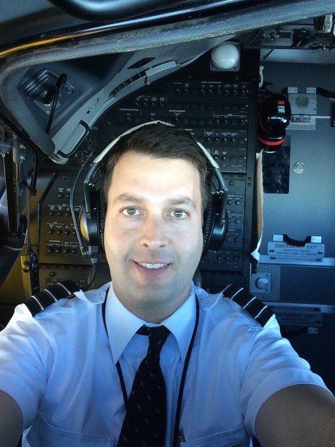 Dominique Beaulieu - WestJet Boeing 737 First-Officer