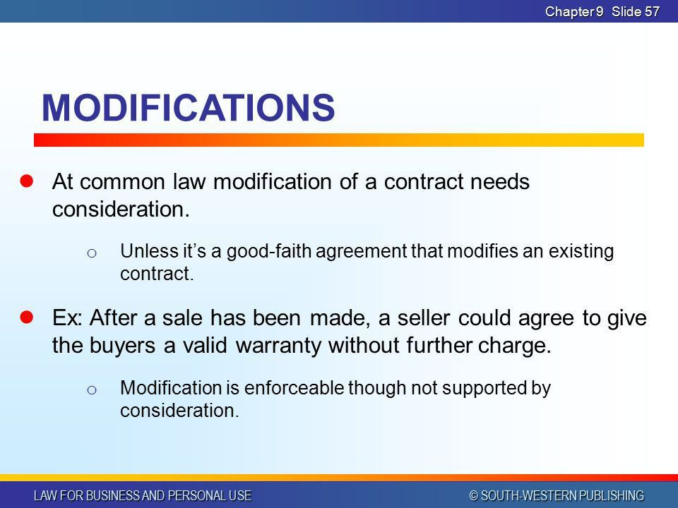 Mutual Consideration Lessons CHAPTER What Is Consideration? - ppt ...