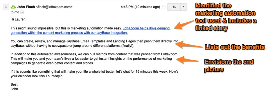 The Best Cold Email Template To Crush Replies (7 Examples ...