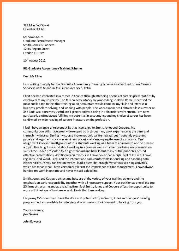 3+ cover letter for university application examples | Life ...