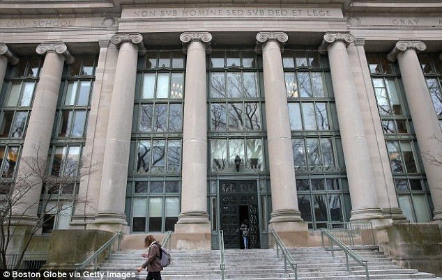 Harvard staff accused of embezzling cash for sex toys   Daily Mail ...