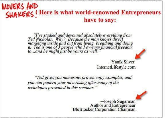 3 Persuasive Sales Letter Formulas Using The Most Persuasive Word ...