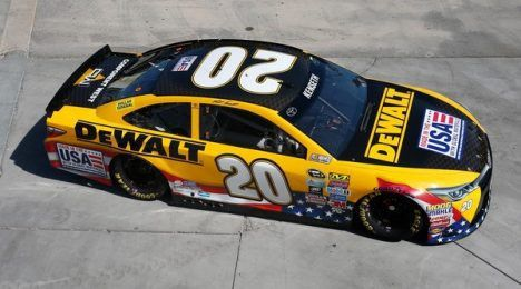 NSCS: DEWALT Tools Expands Sponsorship Agreement With JGR and Matt ...
