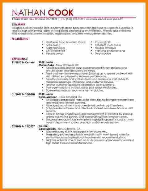Leadership Resume Examples. Sample Objectives Of Resume Sample ...