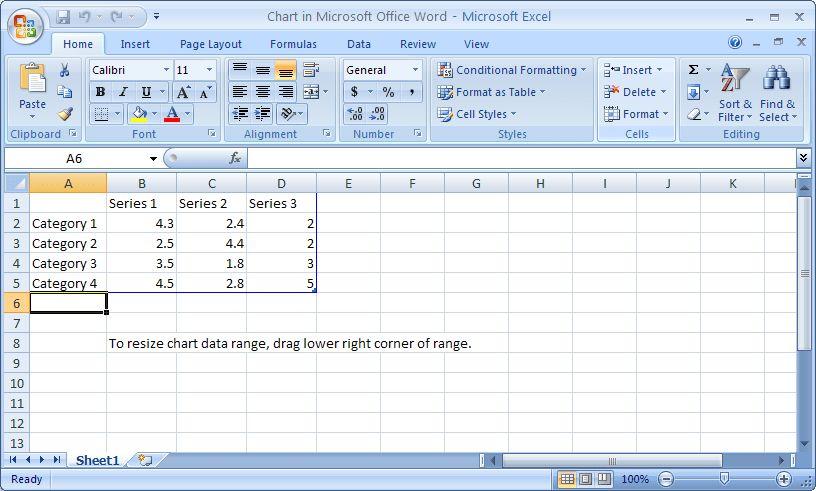 Insert and Create a Chart : Chart Create « Chart « Microsoft ...
