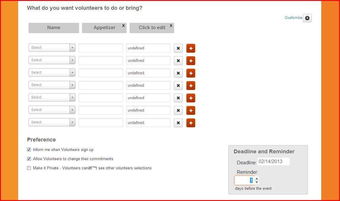 Make a signup sheet - cvlook05.billybullock.us