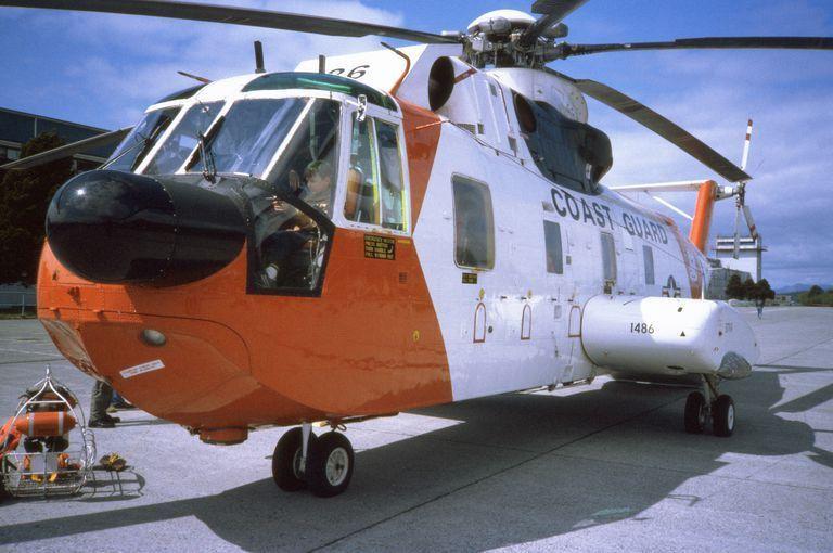 Coast Guard Jobs: Aviation Maintenance Technician