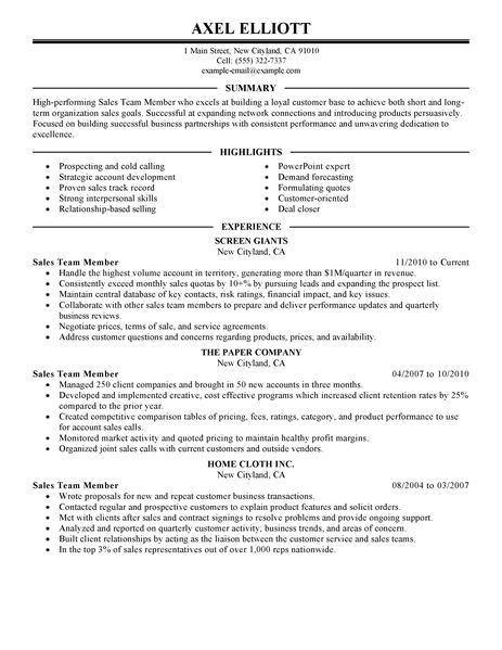 inside sales resume example unforgettable inside sales resume