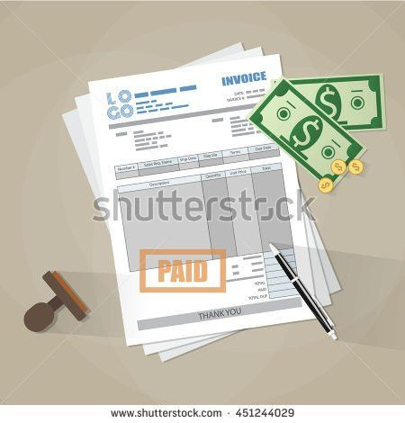 Invoice Bill Stock Images, Royalty-Free Images & Vectors ...