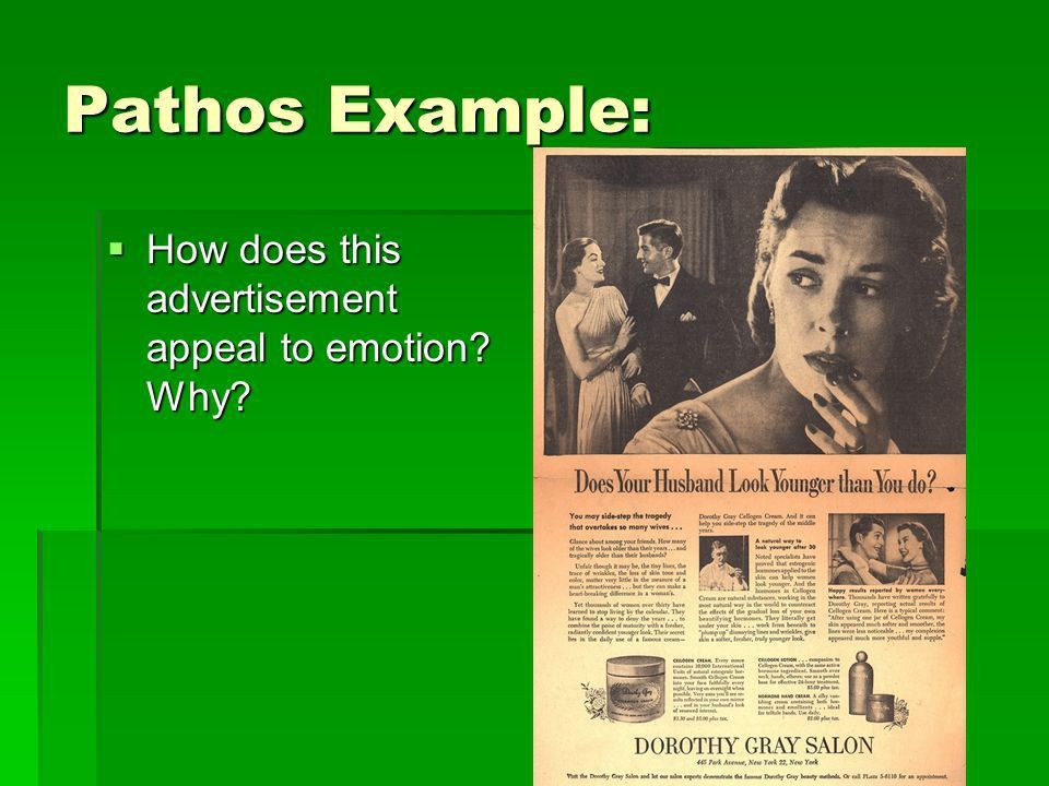 A Lesson on Rhetorical Devices: Ethos, Pathos, Logos - ppt download