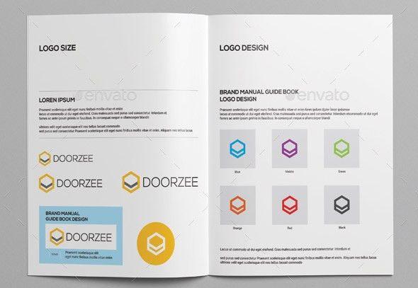 22 Cool Brochure Templates For Company Brand Book – Desiznworld